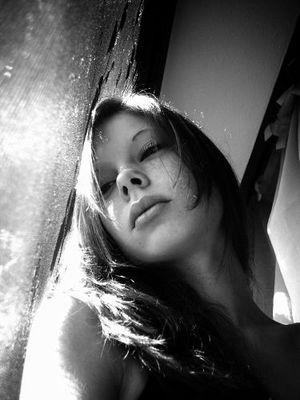 Am Fenster :)