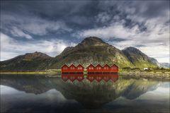 Am Fjord...
