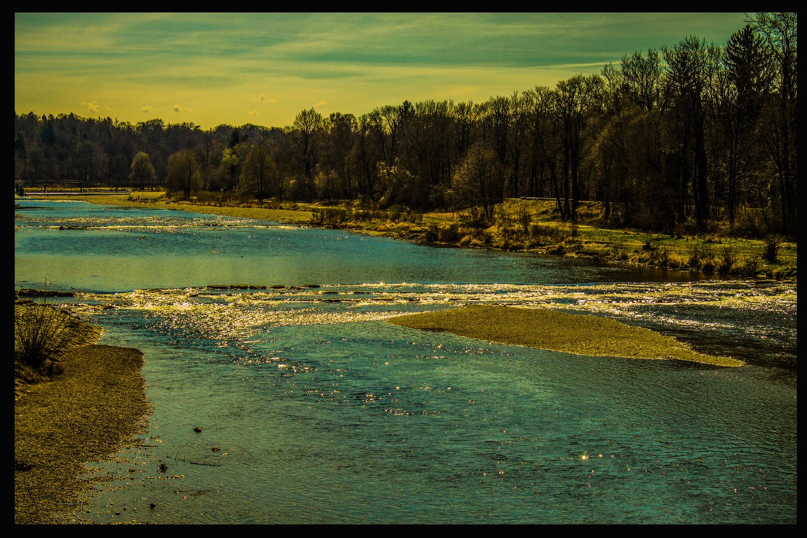 Am Fluß