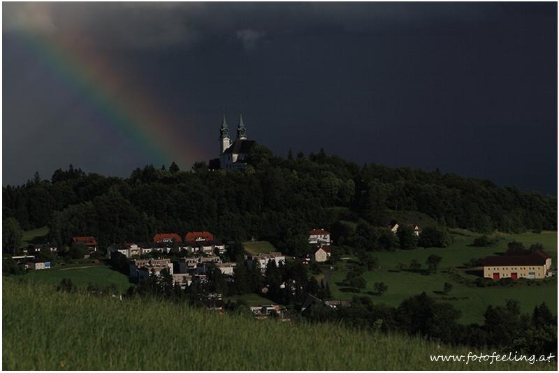 Am Fusse des Regenbogens