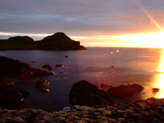 am Giant's Causeway (03)