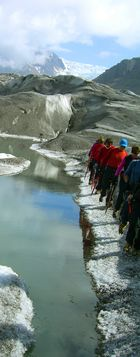 Am Gletschersee