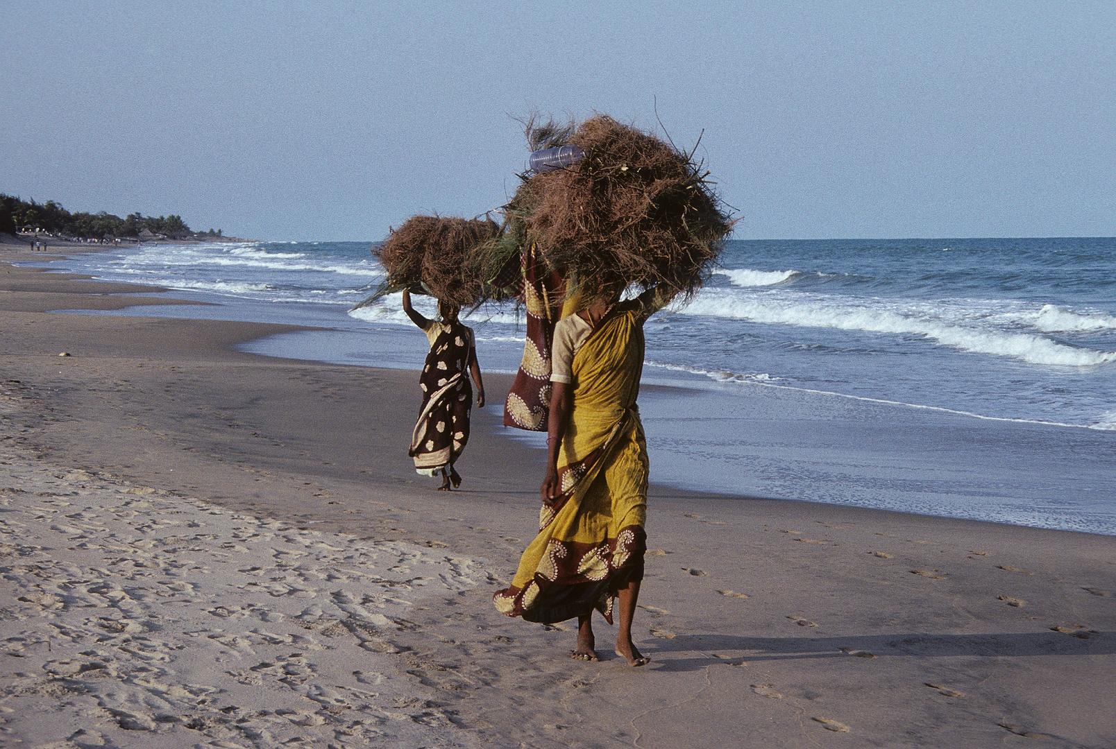 am Golf von Bengalen