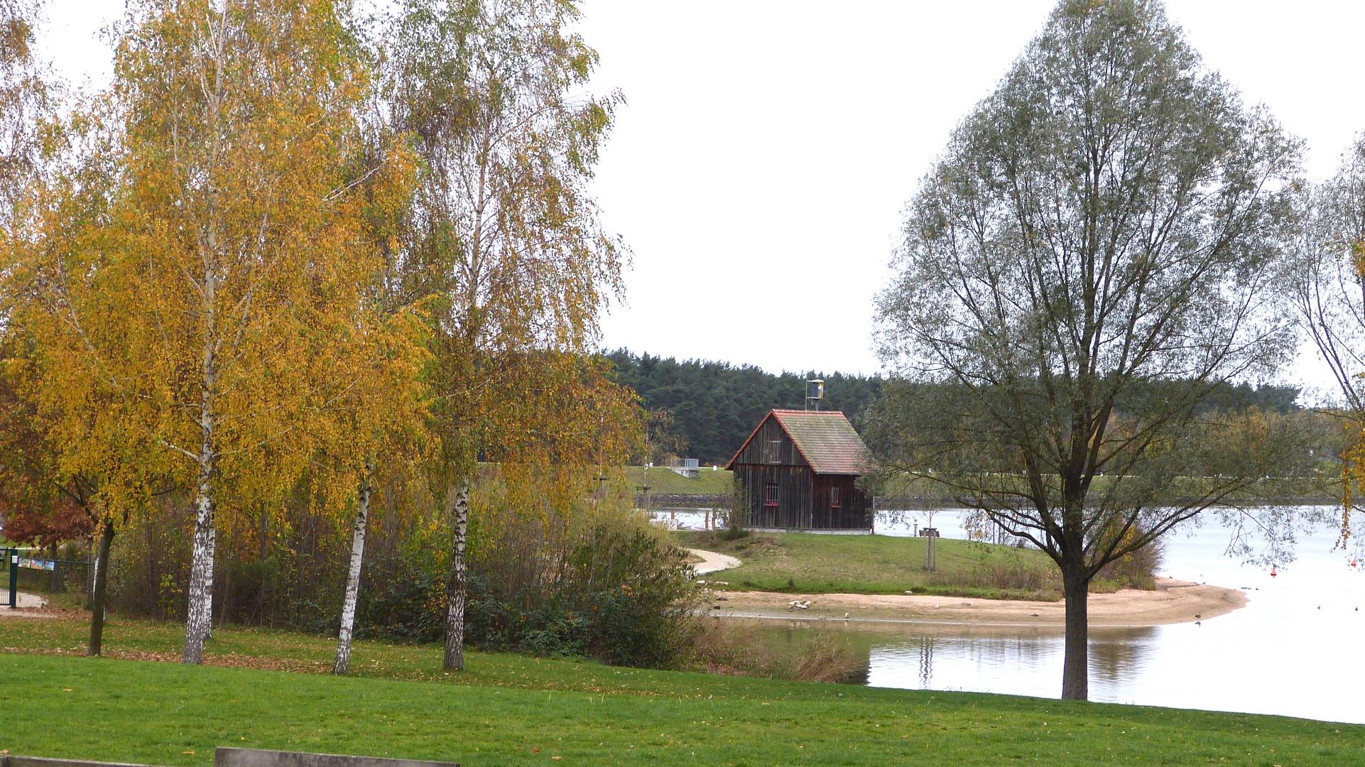 am großen Rothsee 2