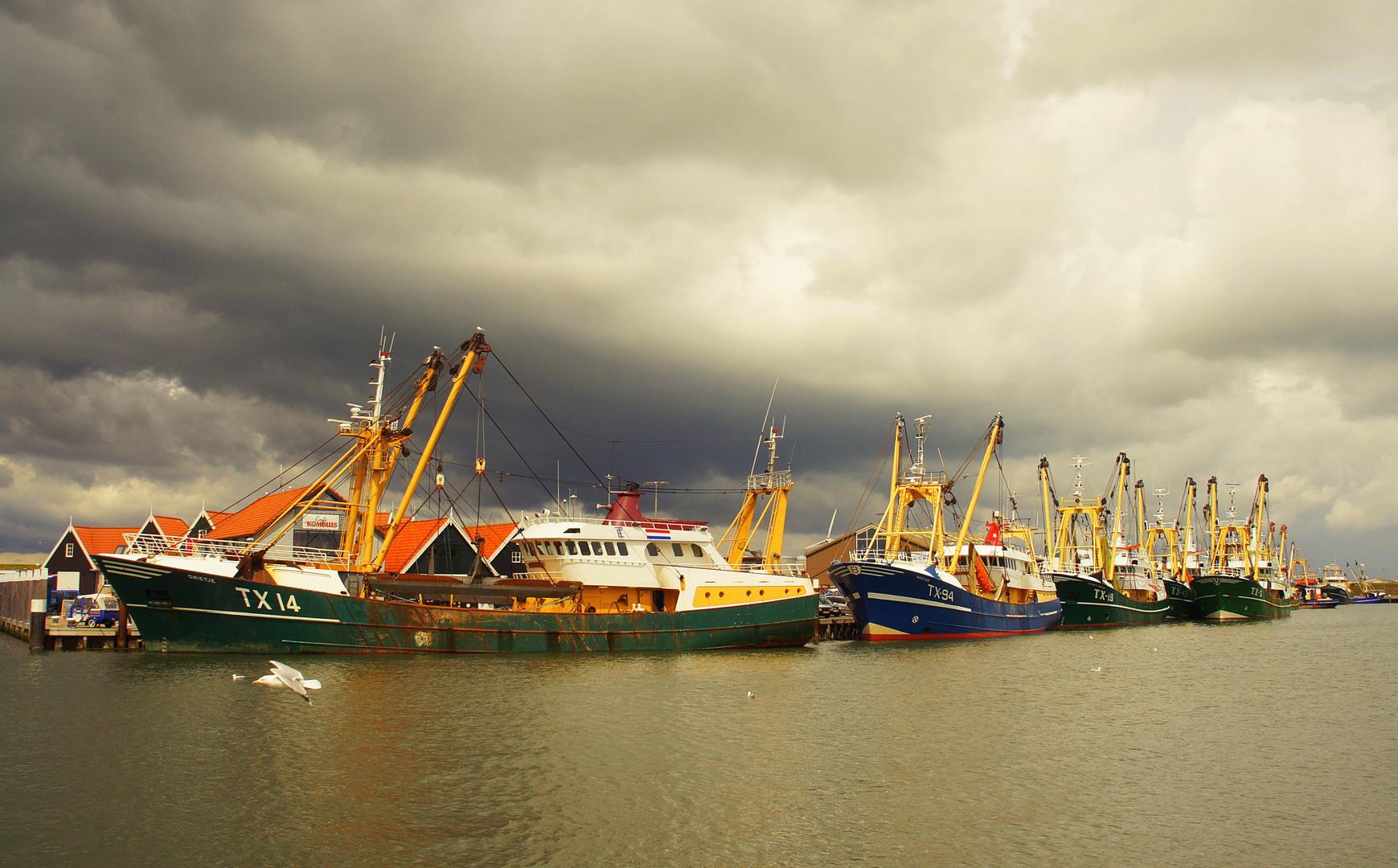 Am Hafen ... (2)
