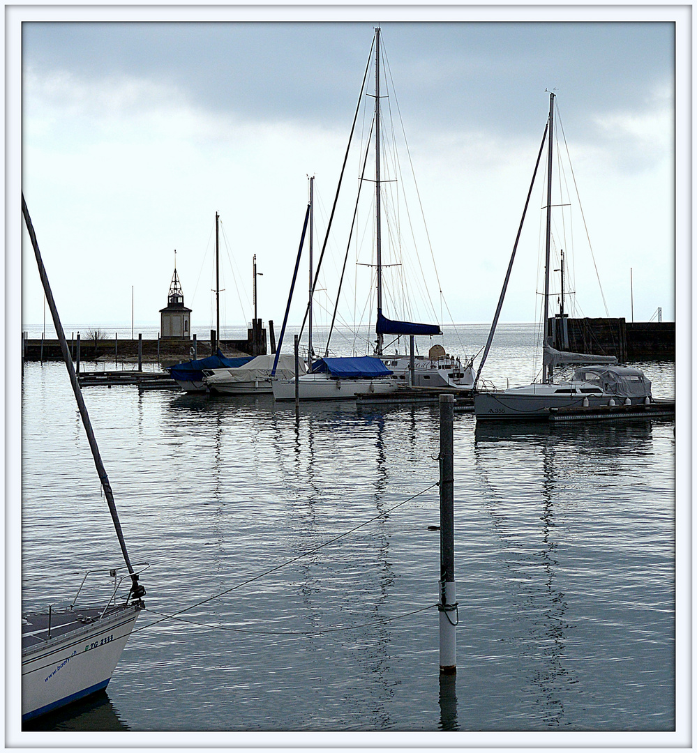 """""""Am Hafen."""""""