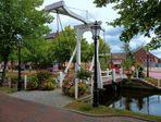 Am Hauptkanal in Papenburg 1