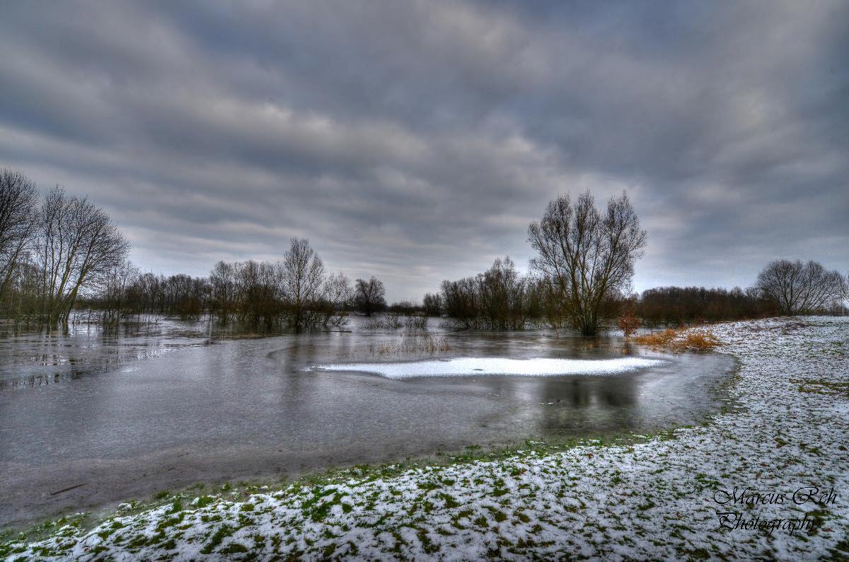Am Hitzacker See ( Februar 2013)