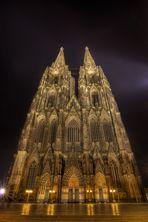 Am Hohen Dom zu Köln