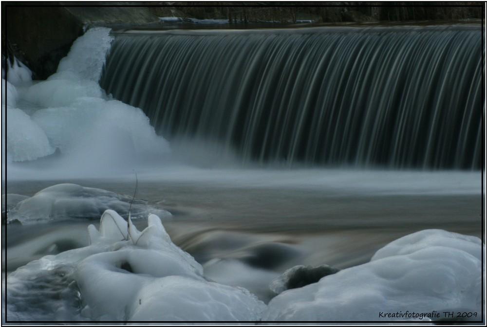Am Isen-Wasserfall 1