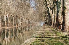 am Kanal ....