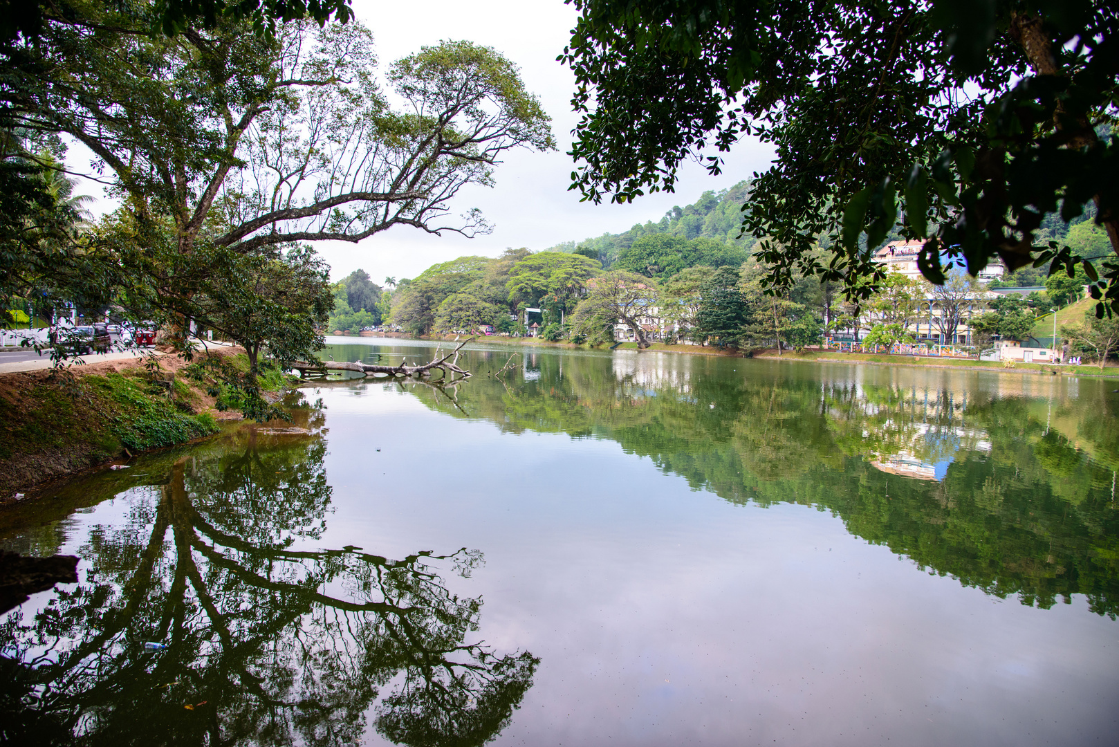 Am Kandy See