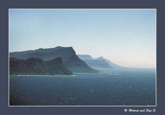 Am Kap der Guten Hoffnung, Südafrika