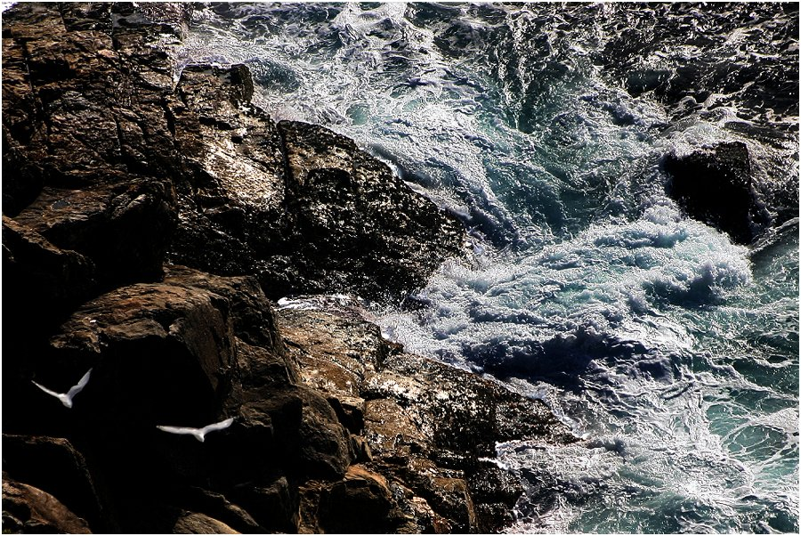 Am Kap Finisterre