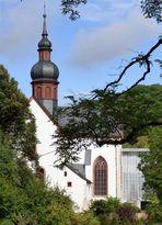 am Kloster Eberbach