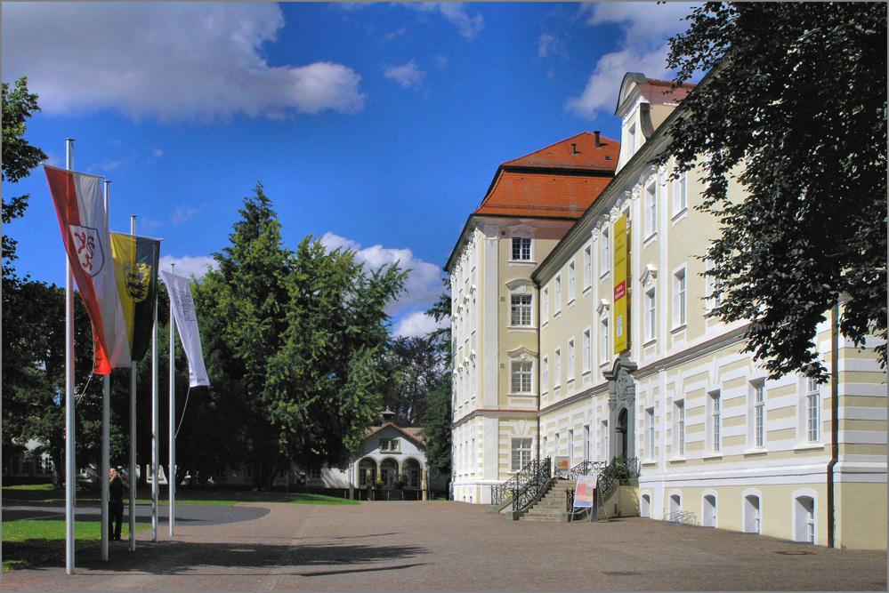 Am Kloster Schussenried