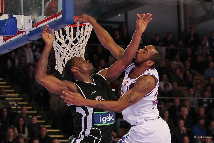 ... am Korb - 2. Basketball Bundesliga Pro A
