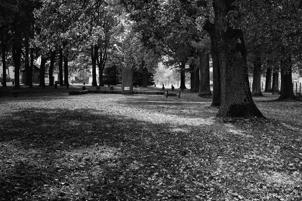 Am Kriegerfriedhof