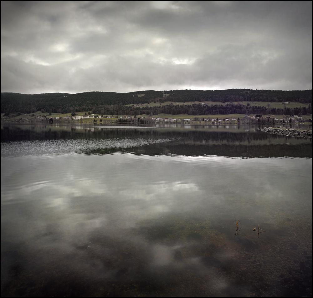 am Lac de Joux