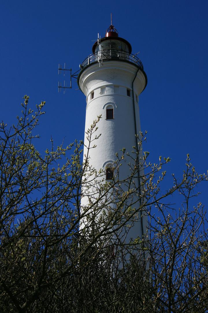 am Leuchtturm von Nörre Lyngvig