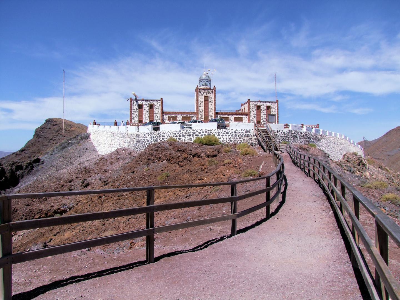Am Leuchturm Faro de la Entallada