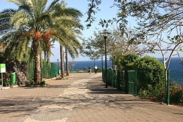 Am Lido von Funchal