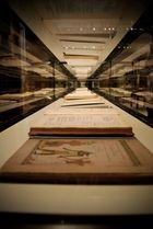 Am liebsten sähe ich dich in einem Museum,...