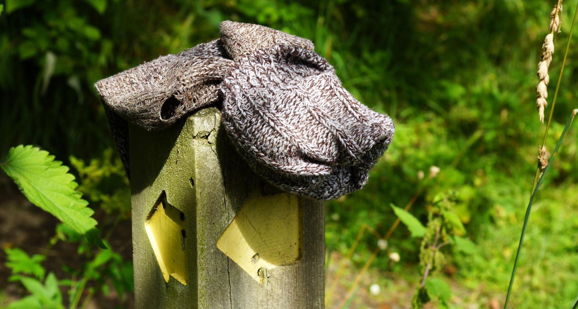 + Am Loch Hiking Sock +