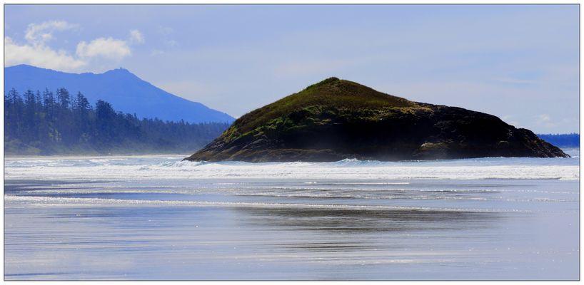 am Long Beach bei Tofino, Vancouver Island