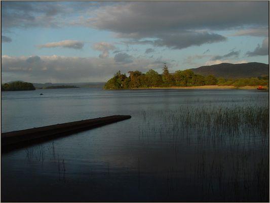 am Lough Gill, Sligo