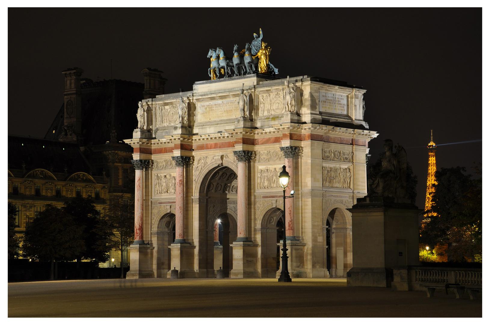Am Louvre..