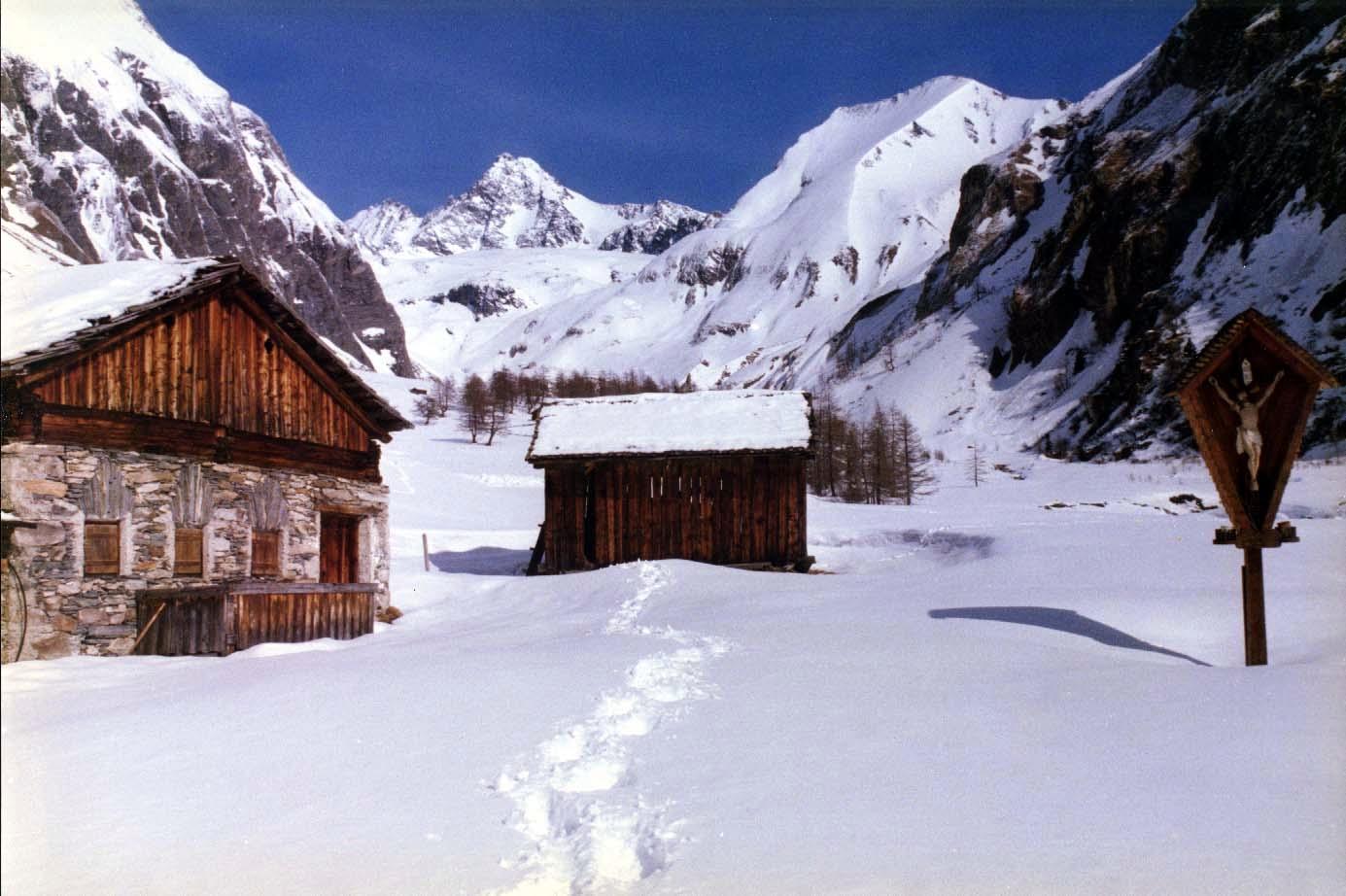 Am Luckner-Haus im Ködnitztal-Osttirol