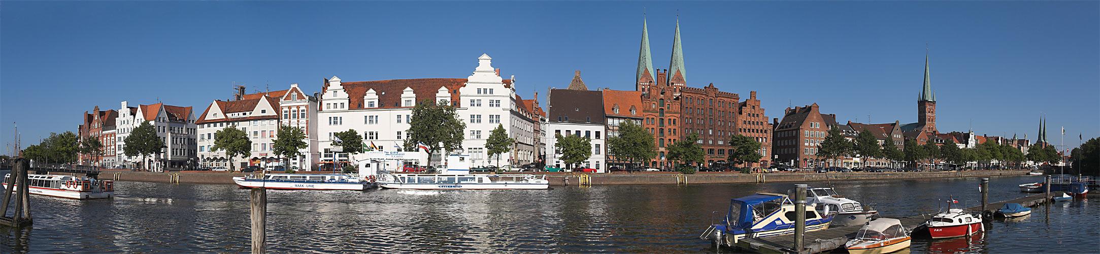 Am Lübecker Malerwinkel