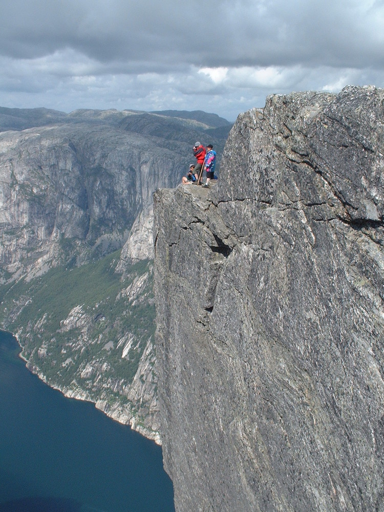 Am Lysefjord