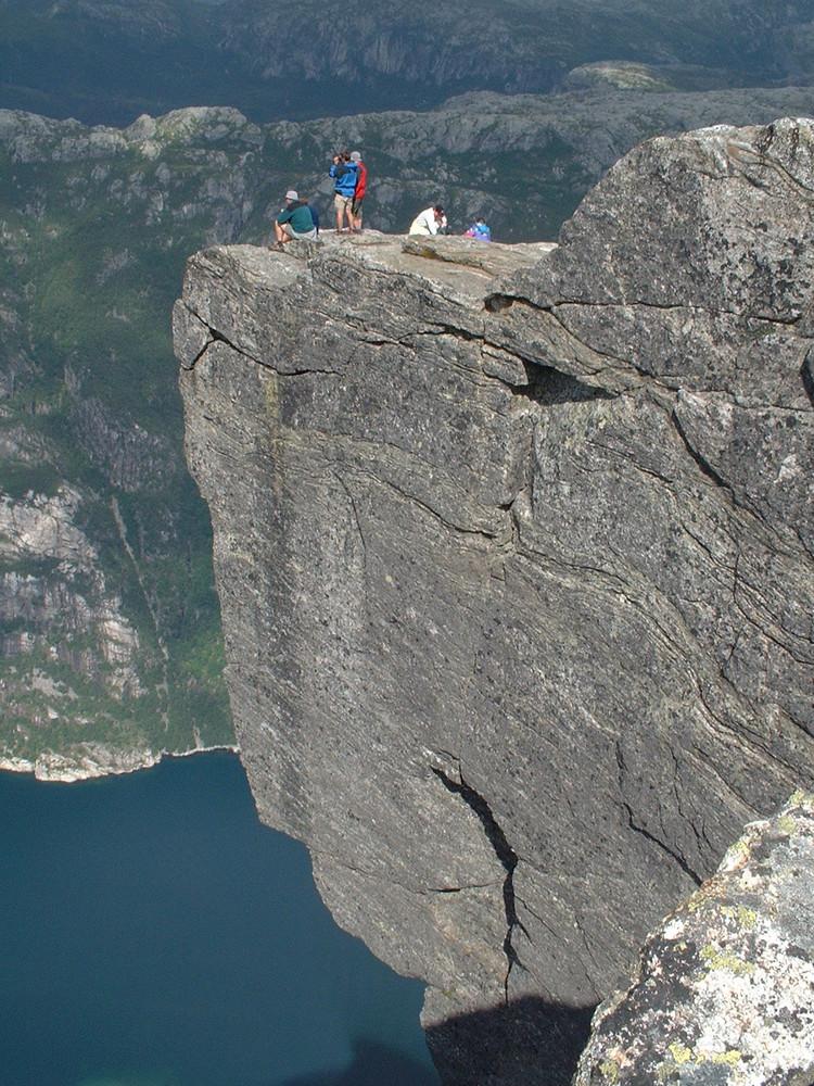 Am Lysefjord 2