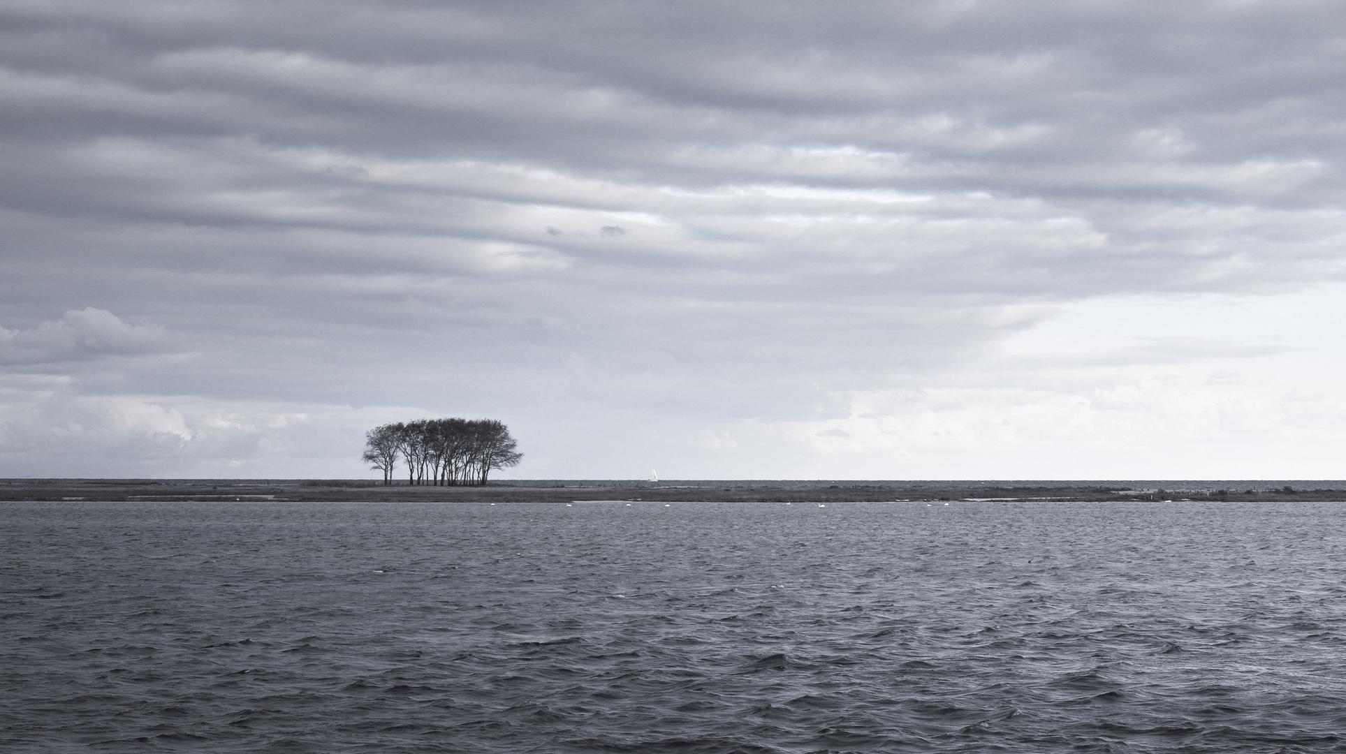 am Meer  |  zwischen Himmel und Meer