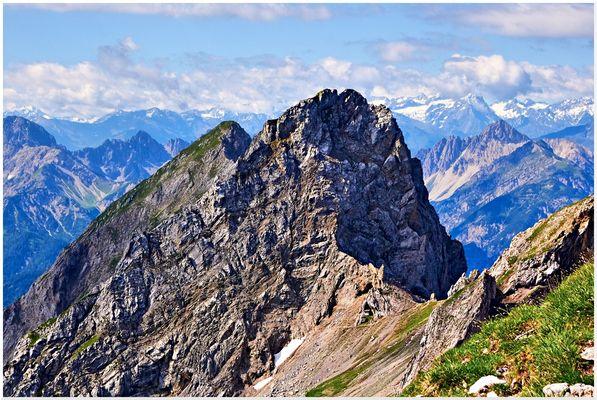 Am Mittenwalder Höhenweg