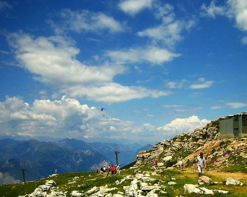 Am Monte Baldo / Italien