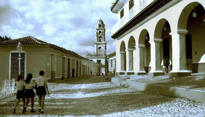 Am Museo Romántico, Trinidad