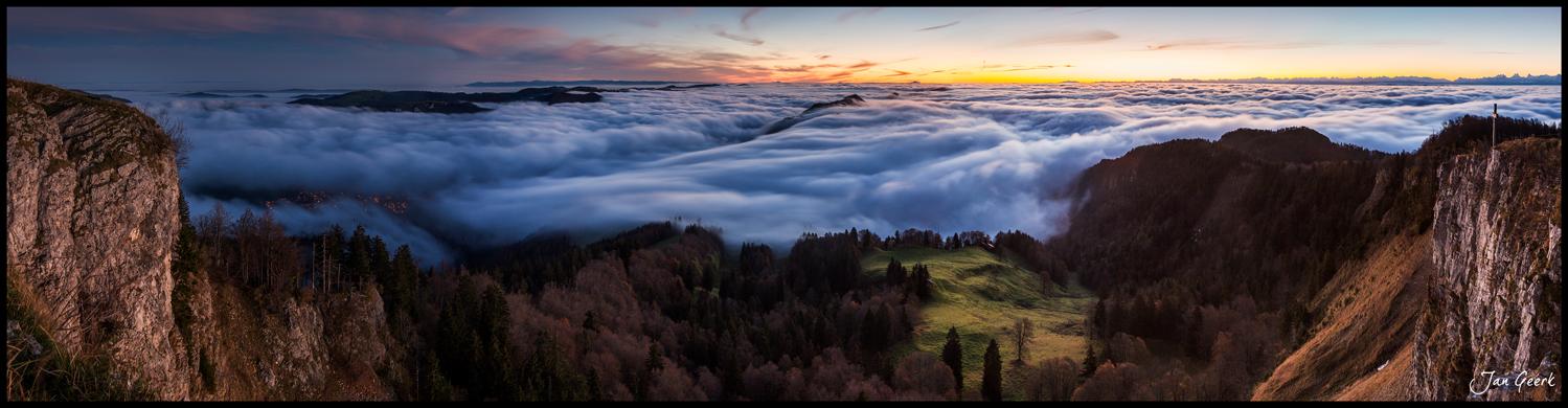 Am Nebelmeer
