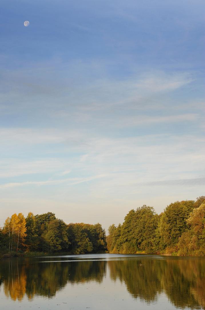 Am Niedermarker See in Lengerich/Westf.