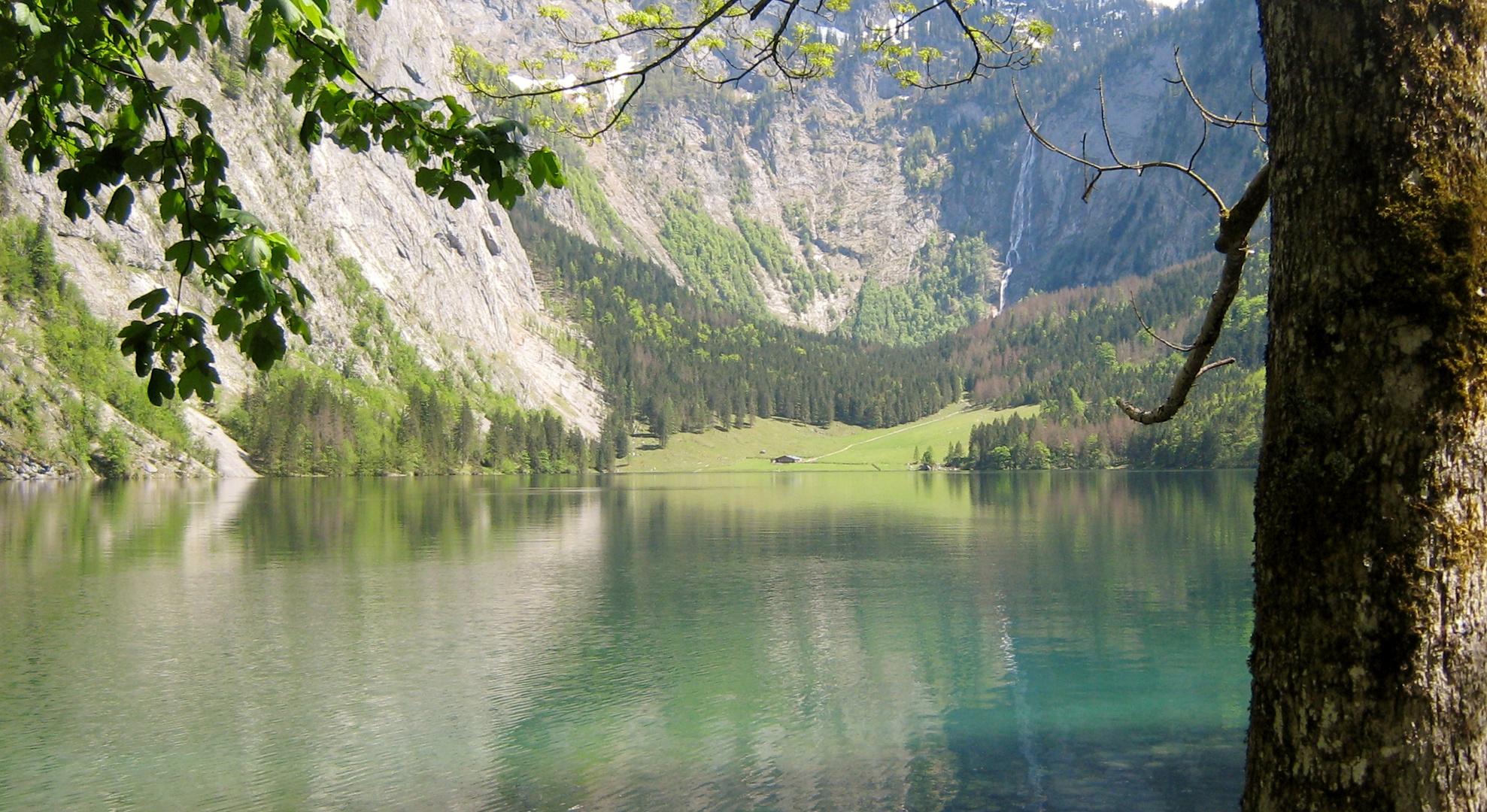 am Obersee, Berchtesgaden