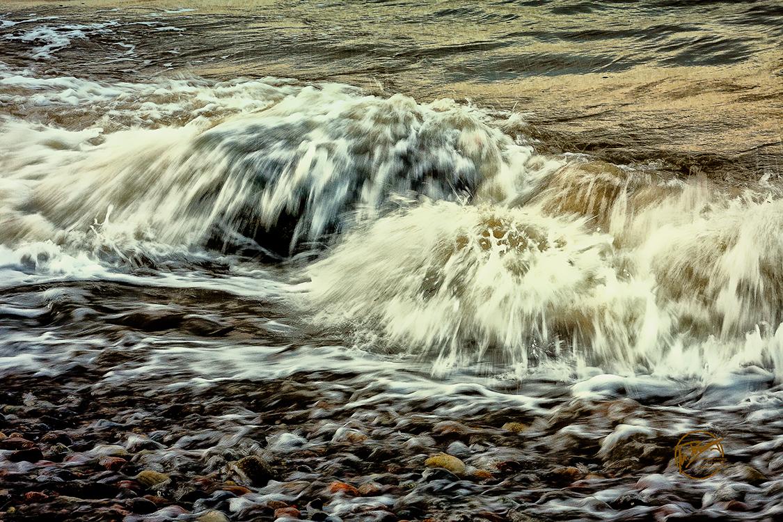 Am Oxer für Wellen