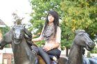 Am Pferdemarkt in Aurich