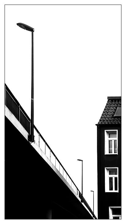 Am Rand der Stadt