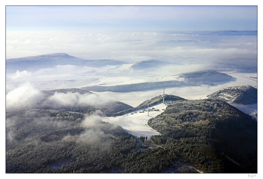 """""""Am Rand des Nebelmeeres"""""""