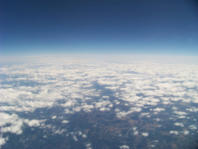 Am Rande der Stratosphäre!