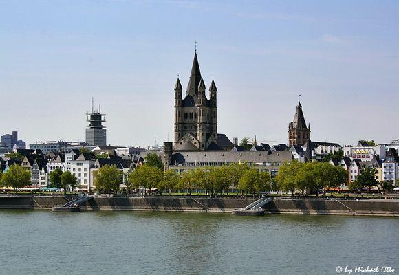 Am Rhein !!