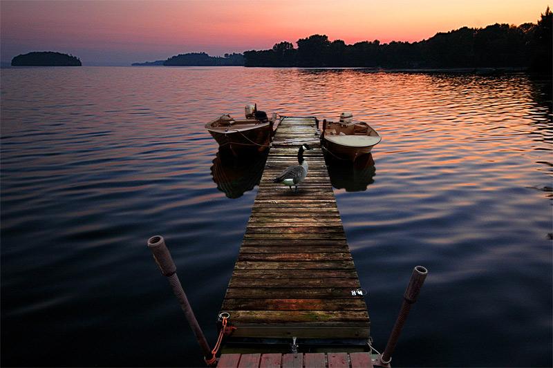 Am Rice Lake