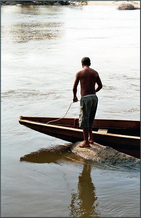 Am Rio Caura *1